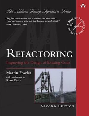 Рефакторинг. Улучшение существующего кода