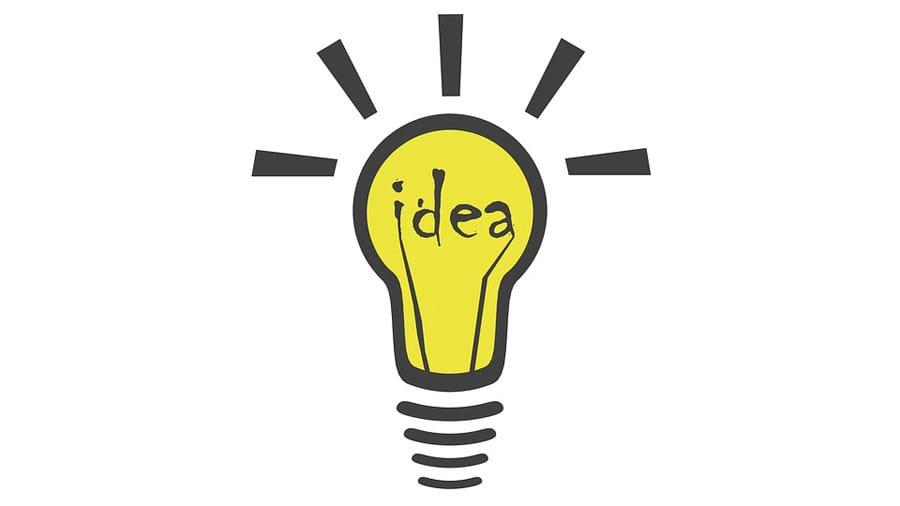 Все начинается с идеи